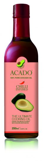 Acado Avocado Chilli Infused Cooking Oil