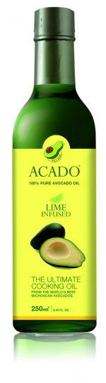 Acado Avocado Lemon Infused Cooking Oil